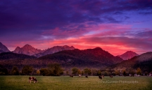 Sunrise in Bavaria