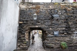 Original city walls