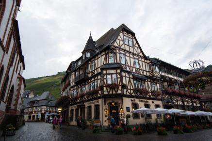 Classic German architecture