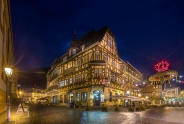 Evening in Bacharach