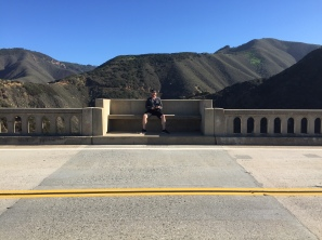 Across Bixby Bridge